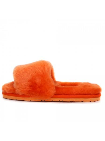 UGG Fluff Slide Slippers Orange